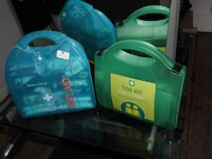 *Two First Aid Kits