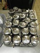 *20 Individual Teapots