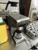 *Bravilor Bonamat Matic Stainless Steel Coffee Percolator (Mains Fed)
