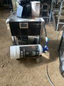 * WMF bistro bean to cup coffee machine W X 450 D X 520 H X 750