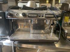 * New elegance coffee machine w x 2700 d x 2700 h x 2000