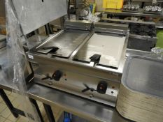 *Lincat Countertop Two Compartment, Two Basket Fryer
