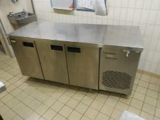 *Inomak PN999/PTL Refrigerated Preparation Unit
