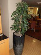 *Artificial Plant in Planter