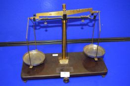 Set of Vintage Scales by Griffin & Talock