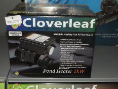 Cloverleaf 1kw Pond Heater