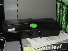 Cloverleaf 4W Ultraviolet Light Unit