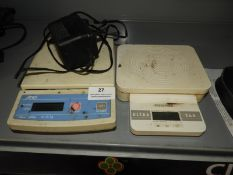 Two Sets Digital Scales