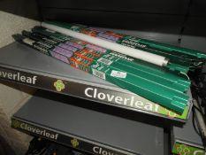 Ten 18w 60cm Colour:830 Fluorescent Tubes