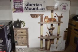 *5ft Siberian Mountain Cat Furniture