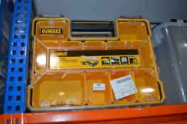 *Dewalt 2pc Organiser Set