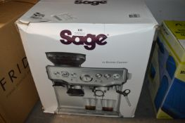 *Sage Pump Coffee Machine