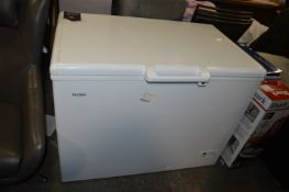*Haier 319L Chest Freezer