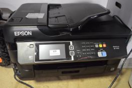 *Epson Workforce WF-7610 Printer