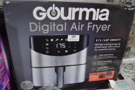*Gourmia Digital Air Fryer