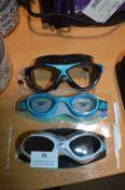*Speedo Junior Goggles 3pk