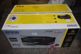 *Epson ET2600 Ecotank Printer
