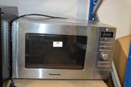 *Panasonic Solo S/S Microwave Oven