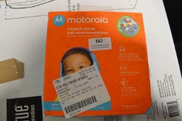 *Motorola Kids Headphones