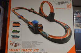 *Hot Wheels ID Smart Track Kit