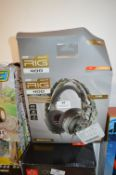 *Plantronics Rig400 Camo Gaming Headset