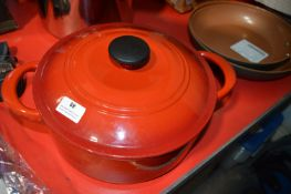 *Tramontina Cast Iron Enameled Cookpot