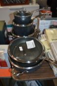 *The Rock 10pc Cookware Set