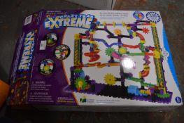 *Crazy Tracks Extreme Marble Maze