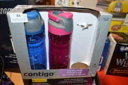 *Contigo Water Bottles 2pk