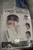*Protective Face Shield 4pk