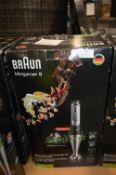 *Braun Multiquick 9 Hand Blender
