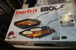 *The Rock Grill & Griddle Set