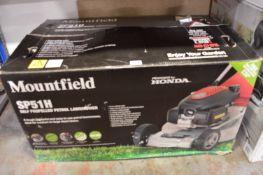 *Honda Mountfield SP51H Self Propelled Petrol Lawn