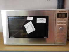 *Panasonic Grill Microwave