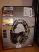 *Plantronics Rig400 Camo Gaming Headset