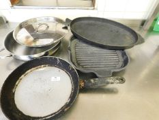 * Assorted Pans