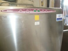 * Maidaid passthrough dishwasher SRM C105M D2020 with feed table 1500mm and pre rinse sink 1800mm