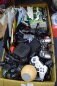 Games Controllers, Headphones, Games, etc.