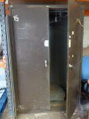 Large Metal Industrial Cupboard