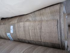 Roll of Wood Effect Lino 4x7.5m