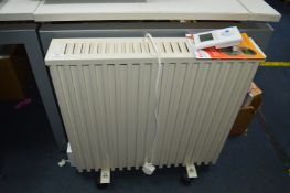 Fisher Heater with Wireless Programmable Thermostat