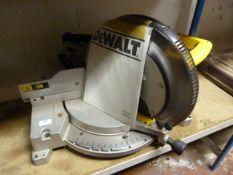 Dewalt DW704/DW705 Mitre Saw