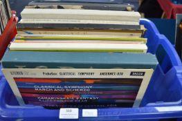 Classical, LP Records, Boxsets, etc.
