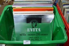 Vintage LP Records; Movie Soundtracks, etc.