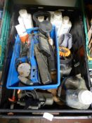 Tools Including Garden Pump, Cleaning Products, et