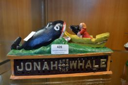 Cast Iron Box - Johnna and the Whale