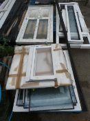 Quantity of UPVC Double Glazed Windows and Door