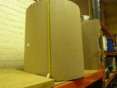 Roll of Corrugated Cardboard Packaging