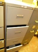 *Four Drawer Filing Cabinet