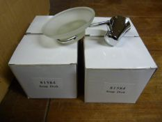 *Five Soap Dishes